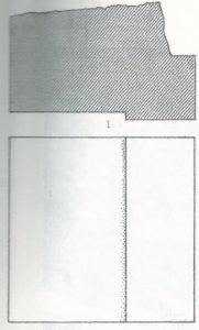 Maoz 1995: plate 39 fig. 1, courtesy of Zvi Maoz © <i> synagogues.kinneret.ac.il </i>