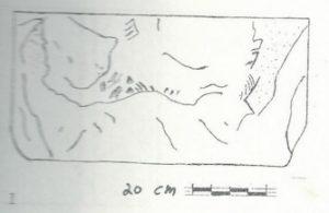 Maoz 1995: plate 35 fig. 1, courtesy of Zvi Maoz © <i> synagogues.kinneret.ac.il </i>