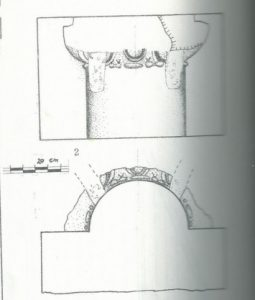 Maoz 1995: plate 45 fig. 2, courtesy of Zvi Maoz © <i> synagogues.kinneret.ac.il </i>