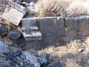 פתח בית הכנסת. באדיבות ערן מאיר © <i> synagogues.kinneret.ac.il </i>
