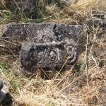 Ionic Capital, coutesy of Eran Meir © <i> synagogues.kinneret.ac.il </i>