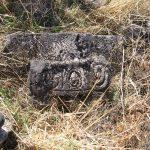 Ionic Capital, coutesy of Eran Meir © <i> synagogues.kinneret.ac.il </i>