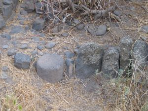 Architectural fragments, courtesy of Eran Meir © <i> synagogues.kinneret.ac.il </i>