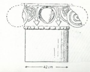 Maoz 1995: Plate 22 fig. 6, Courtesy of Zvi Maoz © <i> synagogues.kinneret.ac.il </i>