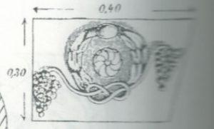 Maoz 1995: plate 23 fig. 4, courtesy of Zvi Maoz © <i> synagogues.kinneret.ac.il </i>