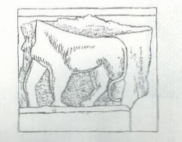 Maoz 1995: plate 24 fig. 4, courtesy of Zvi Maoz © <i> synagogues.kinneret.ac.il </i>