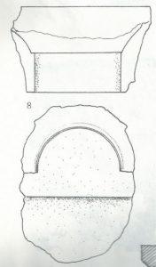 Maoz 1995: plate 39 fig. 8, courtesy of Zvi Maoz © <i> synagogues.kinneret.ac.il </i>