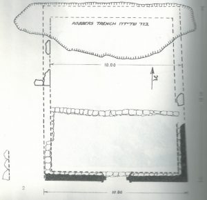 מעוז 1995: לוח 2:30, באדיבות צבי מעוז © <i> synagogues.kinneret.ac.il </i>
