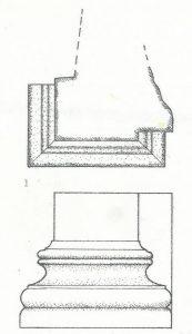 מעוז 1995: לוח 1:122, באדיבות צבי מעוז © <i> synagogues.kinneret.ac.il </i>