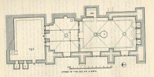 תכנית בית כנסת קרלין- טבריה- פינקרפלד