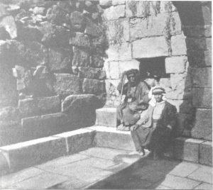 Maoz 1995: Plate 3, Fig 1 © <i> synagogues.kinneret.ac.il </i>
