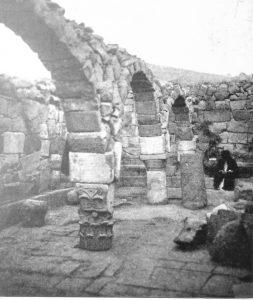 Maoz 1995: Plate 3, Fig 2 © <i> synagogues.kinneret.ac.il </i>