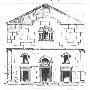 Maoz 1995, Plate 4, Fig 2 © <i> synagogues.kinneret.ac.il </i>