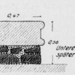 Kohl and Watzinger 1916:64 © <i> synagogues.kinneret.ac.il </i>