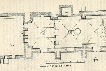 Ha'ari Sepharadi synagogue